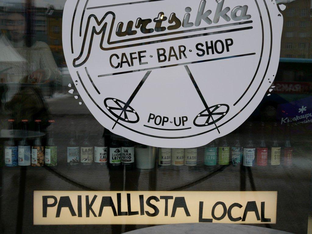 Cafe Bar Shop Murtsikka Lahti Finlande i- DR Melle Bon Plan 2017