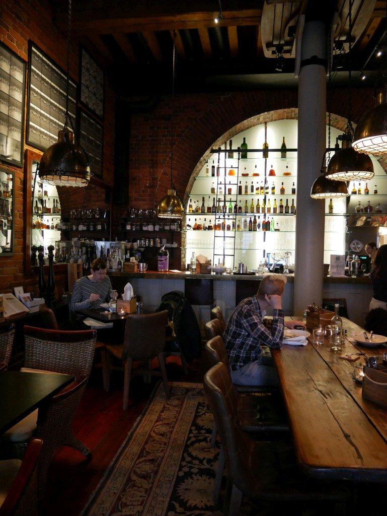 Restaurant Nokka Helsinki Finlande - DR Melle Bon Plan 2017