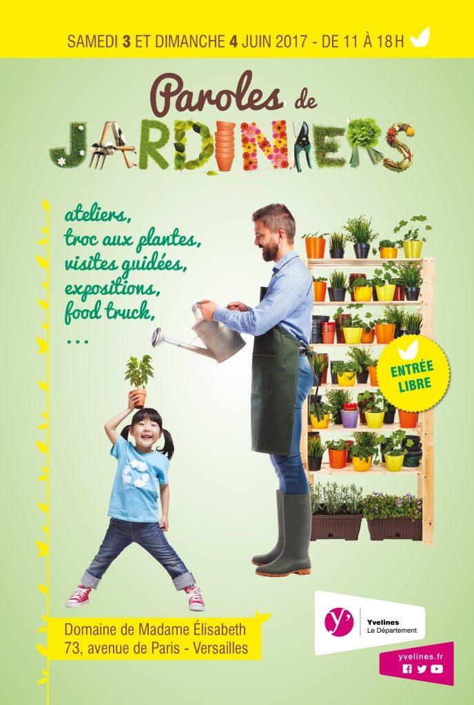 Paroles de Jardiniers 2017