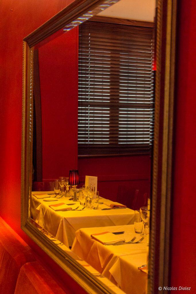 Restaurant Bel Canto Paris - DR Nicolas Diolez 2017