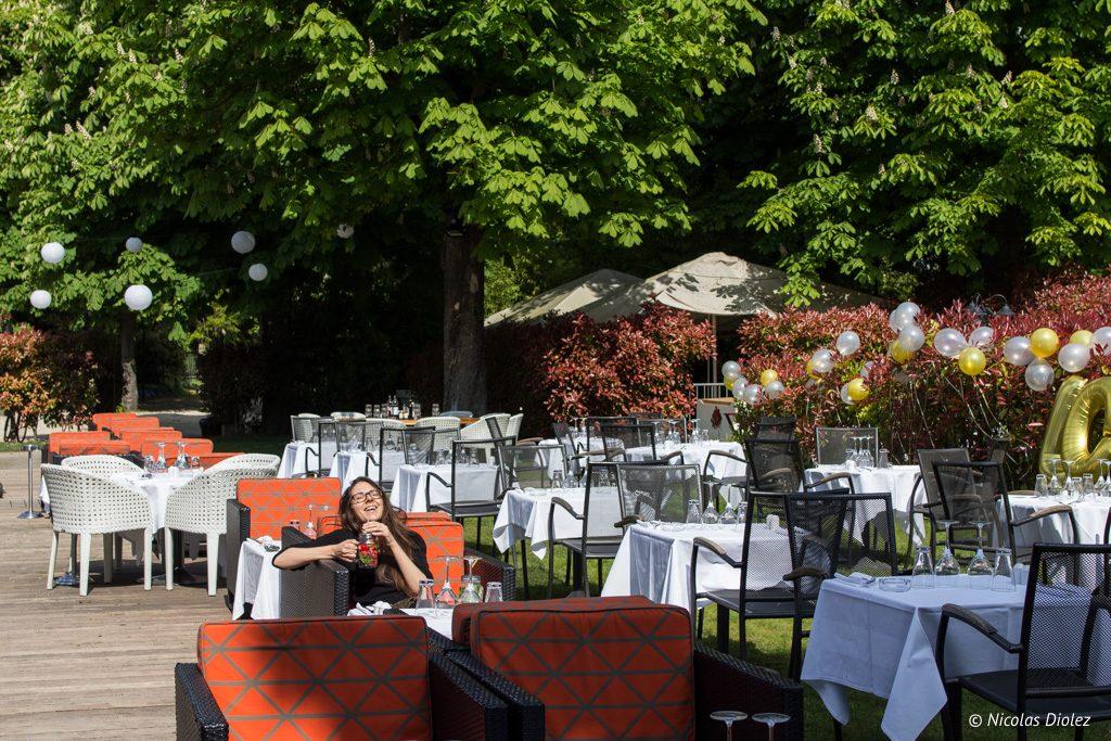 restaurant Chalet des îles Daumesnil - DR Nicolas Diolez 2017