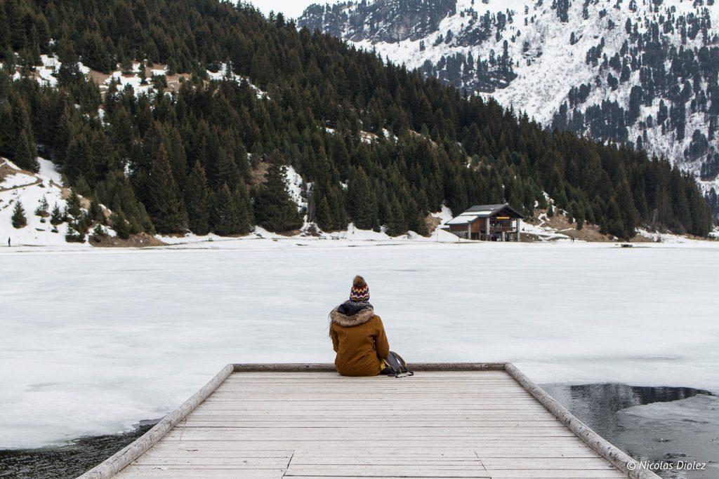 Lac Tueda Méribel - DR Nicolas Diolez 2017