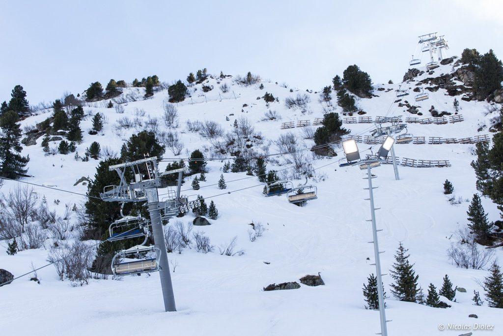 ski Les 3 Vallées Méribel - DR Nicolas Diolez 2017