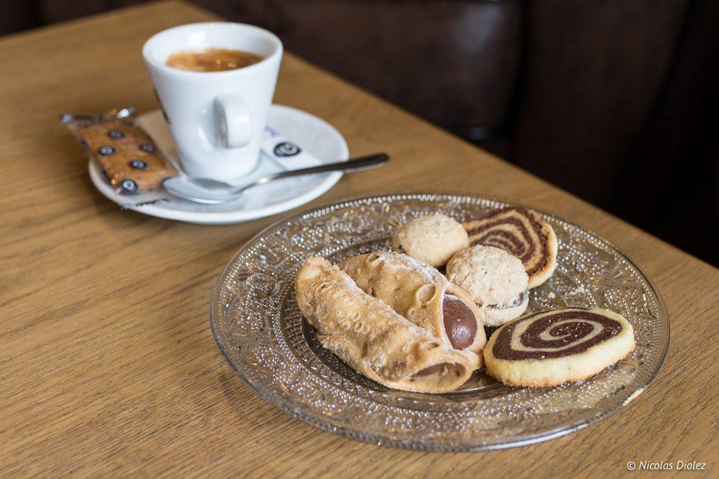 Restaurant Caffe Latte La Rosiere - DR Nicolas Diolez 2017
