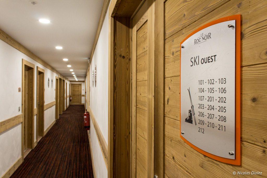 Appart'hôtel Le Roc Noir La Rosiere - DR Nicolas Diolez 2017