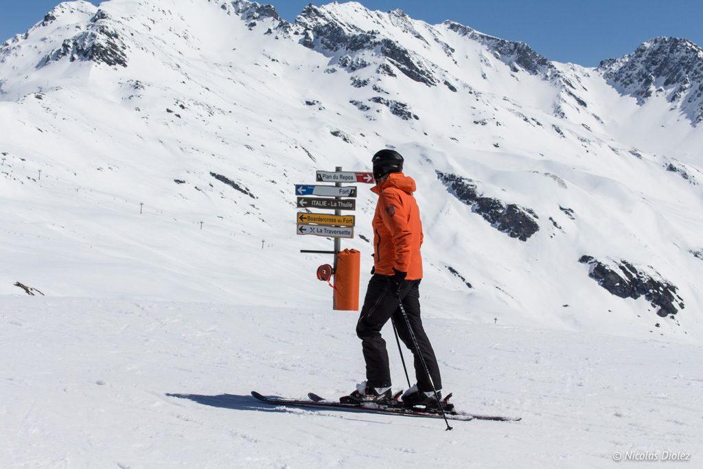 ski La Rosiere - DR Nicolas Diolez 2017
