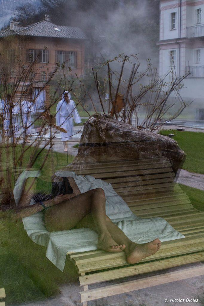 Thermes de Pré St Didier Italie - DR Nicolas Diolez 2017