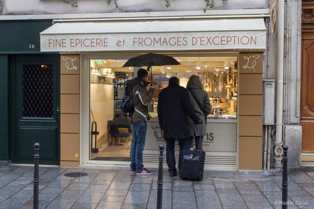 Fromagerie Saisons Paris - DR Nicolas Diolez 2017