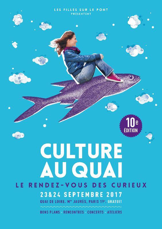Culture au quai 2017