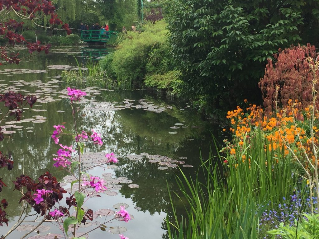 jardin claude monet giverny-DR valérie Collet 2017