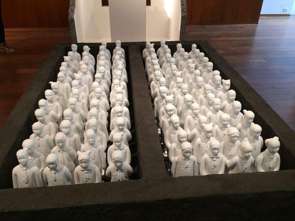 Carte blanche Prune Nourry, musée Guimet DR Prune Nourry-Guimet