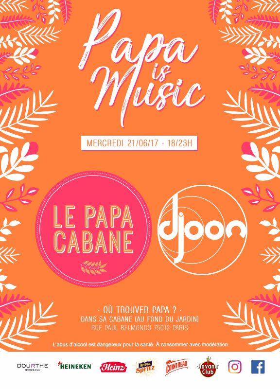 Papa is Music