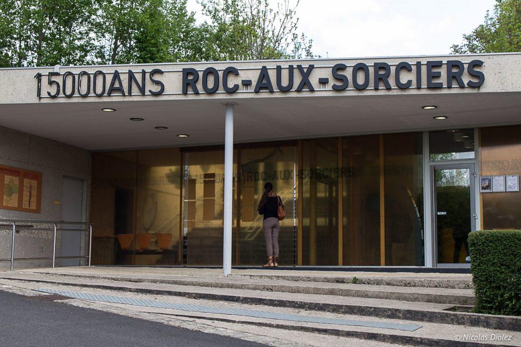 Roc aux Sorciers Angles sur l'Anglin Vienne 86 - DR Nicolas Diolez 2017