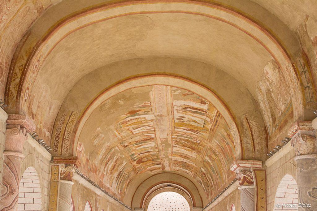 Abbaye Saint Savin Vienne 86 - DR Nicolas Diolez 2017