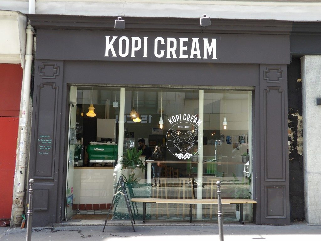 Kopi Cream Paris - DR Melle Bon Plan 2017