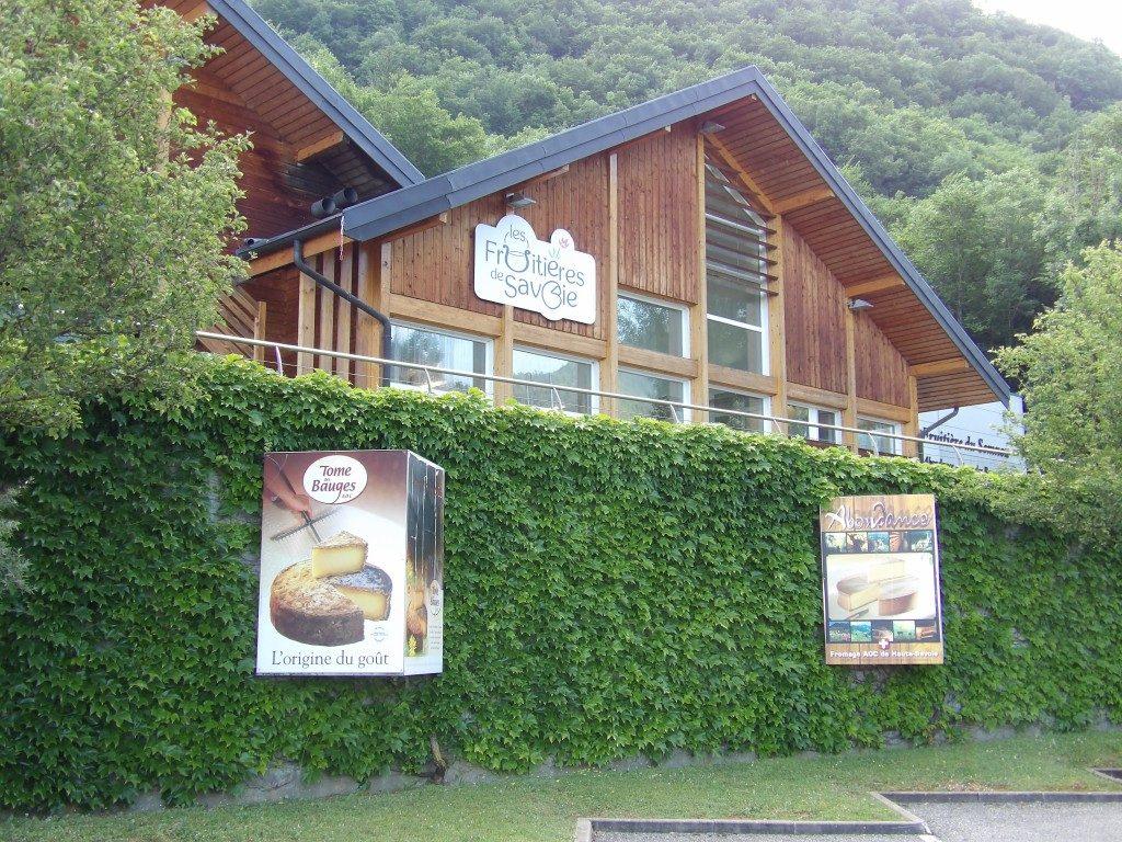Fruitière du Semnoz Savoie - DR Melle Bon Plan 2017