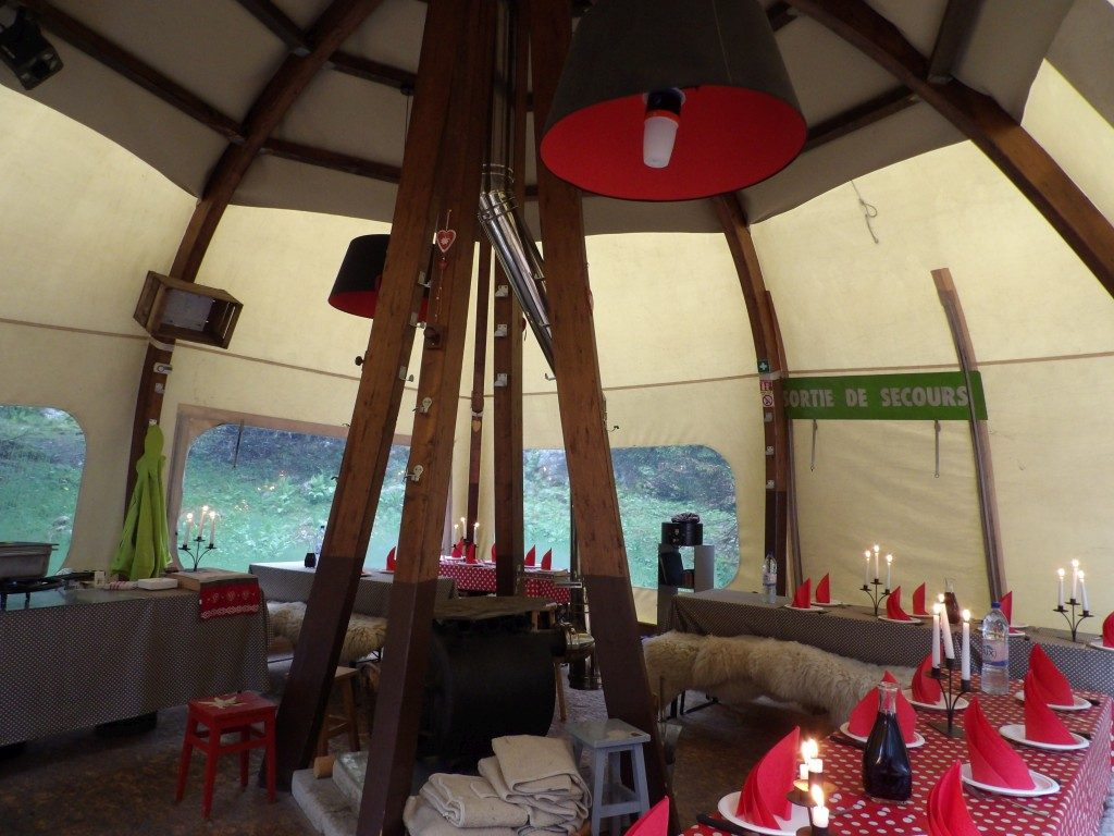 Eco-bivouac du Semnoz Savoie - DR Melle Bon Plan 2017