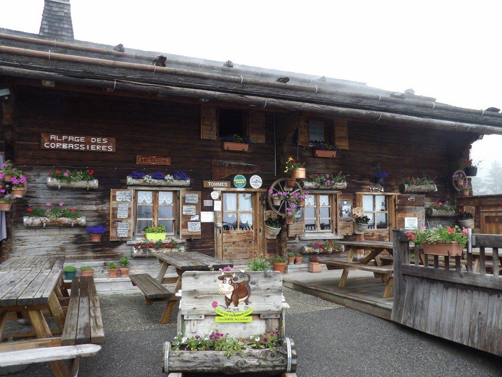 Ferme des Corbassières Savoie - DR Melle Bon Plan 2017