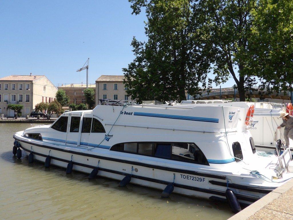 Le Boat - DR Melle Bon Plan 2017