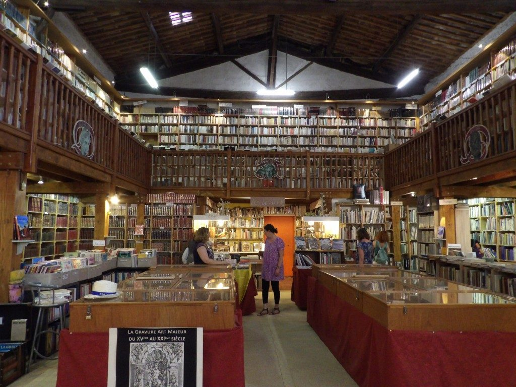 Librairie le Trouve Tout du Livre Le Somail - DR Melle Bon Plan 2017