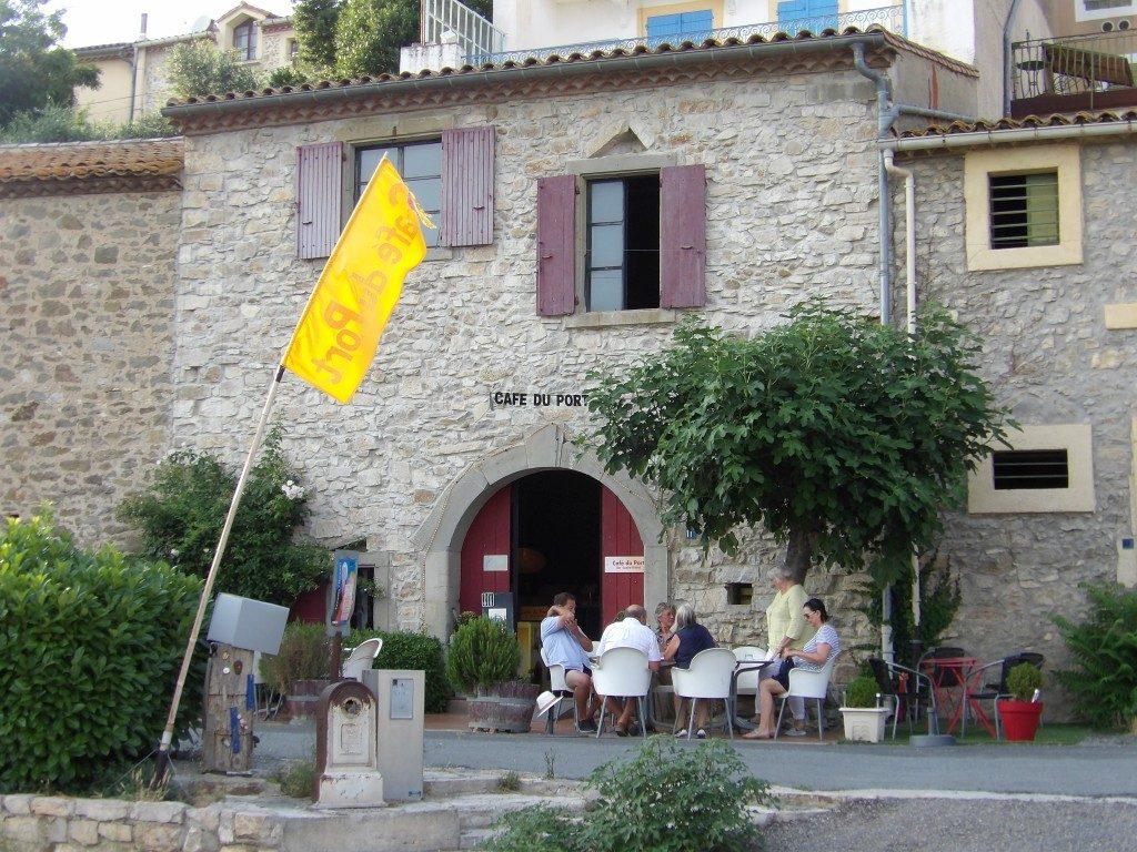 Café du Port Paraza - DR Melle Bon Plan 2017