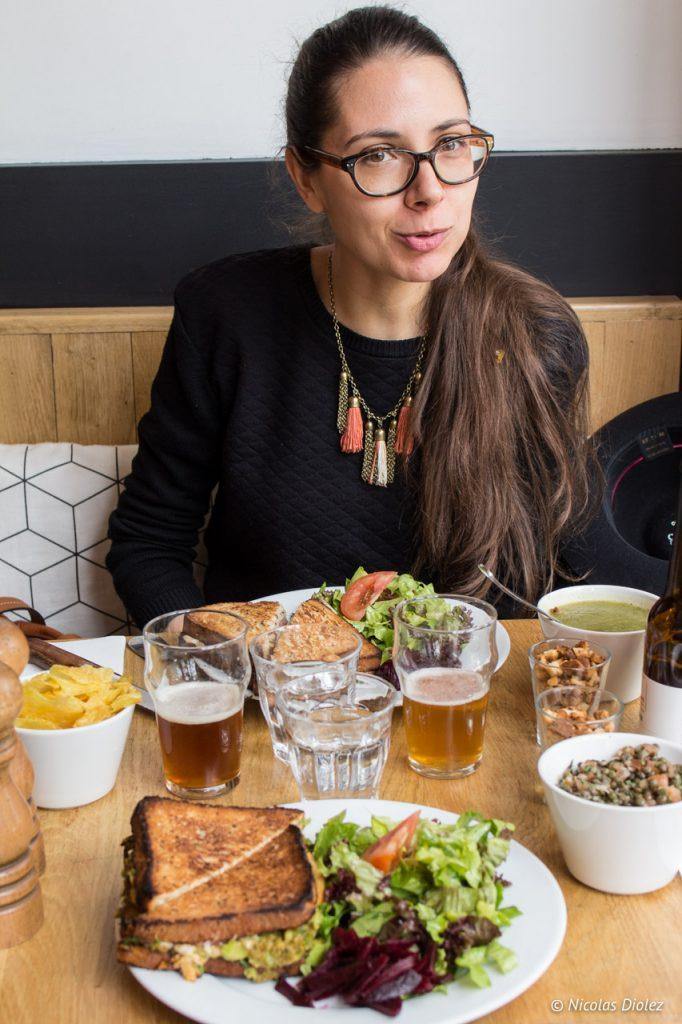 restaurant Fric Frac Paris - DR Nicolas Diolez 2017