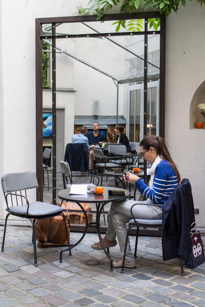 bar Hôtel Jules et Jim - DR Nicolas Diolez 2017