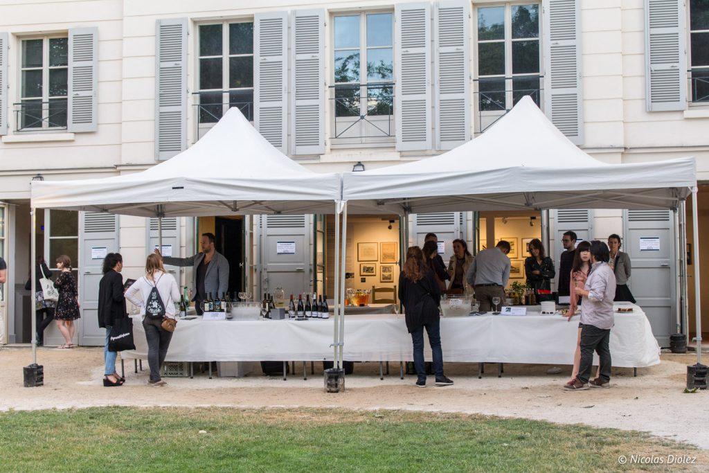 Jardins Renoir du Musée de Montmartre - DR Nicolas Diolez 2017