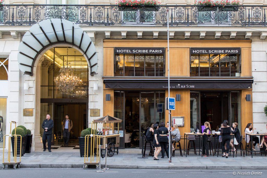 Hotel Scribe Paris - DR Nicolas Diolez 2017