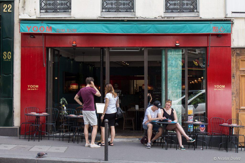 Yoom Dim Sum Paris - DR Nicolas Diolez 2017