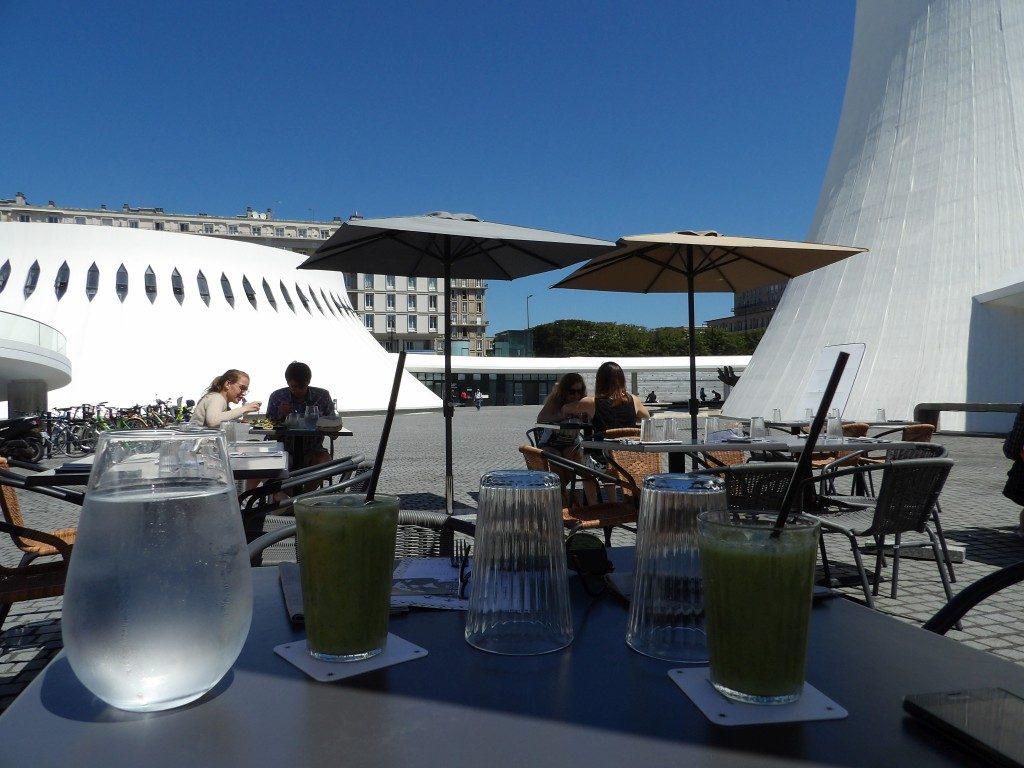 La Colombe Niemeyers Le Havre - DR Melle Bon Plan 2017