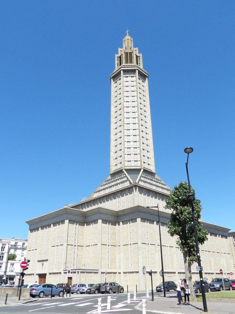 église Saint Joseph Le Havre - DR Melle Bon Plan 2017