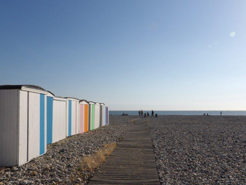 Cabanes de plage Le Havre - DR Melle Bon Plan 2017