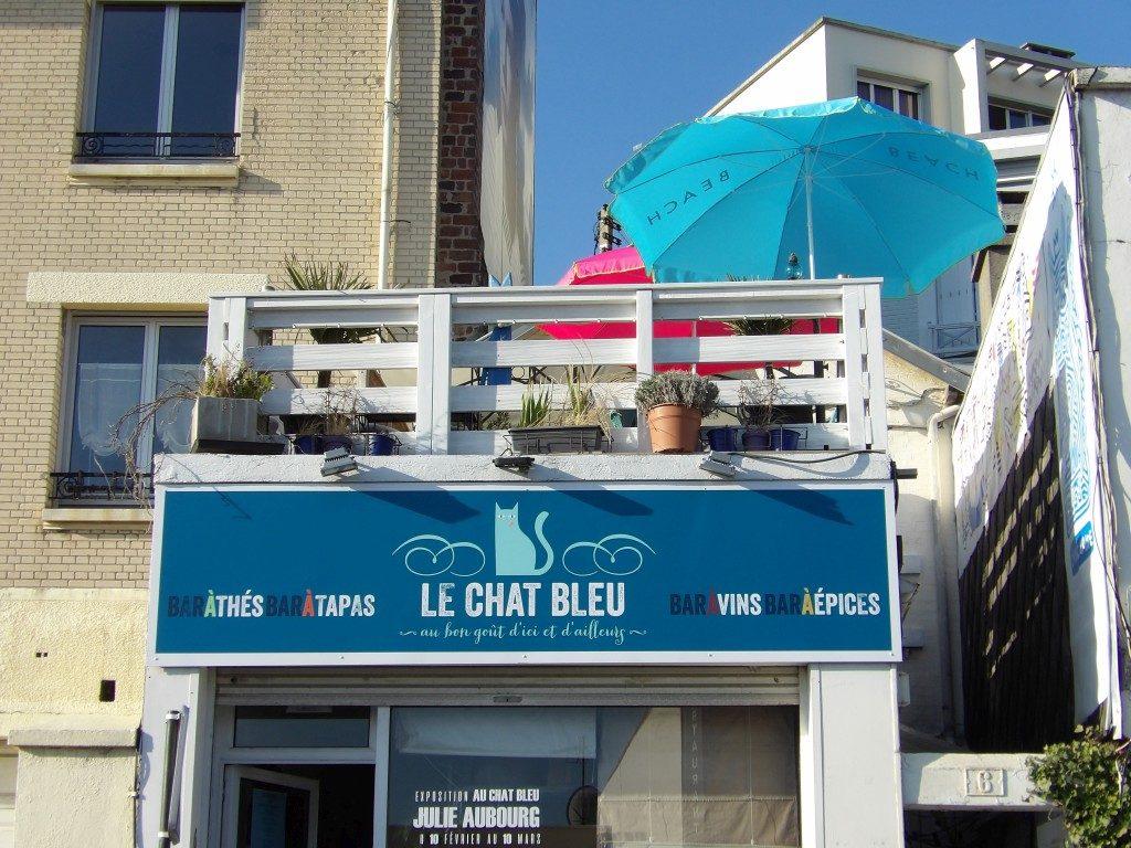 Le Chat Bleu Le Havre - DR Melle Bon Plan 2017