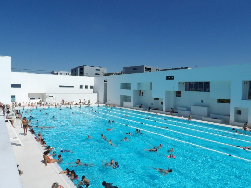 Un week end au havre mademoiselle bon plan for Piscine les docks