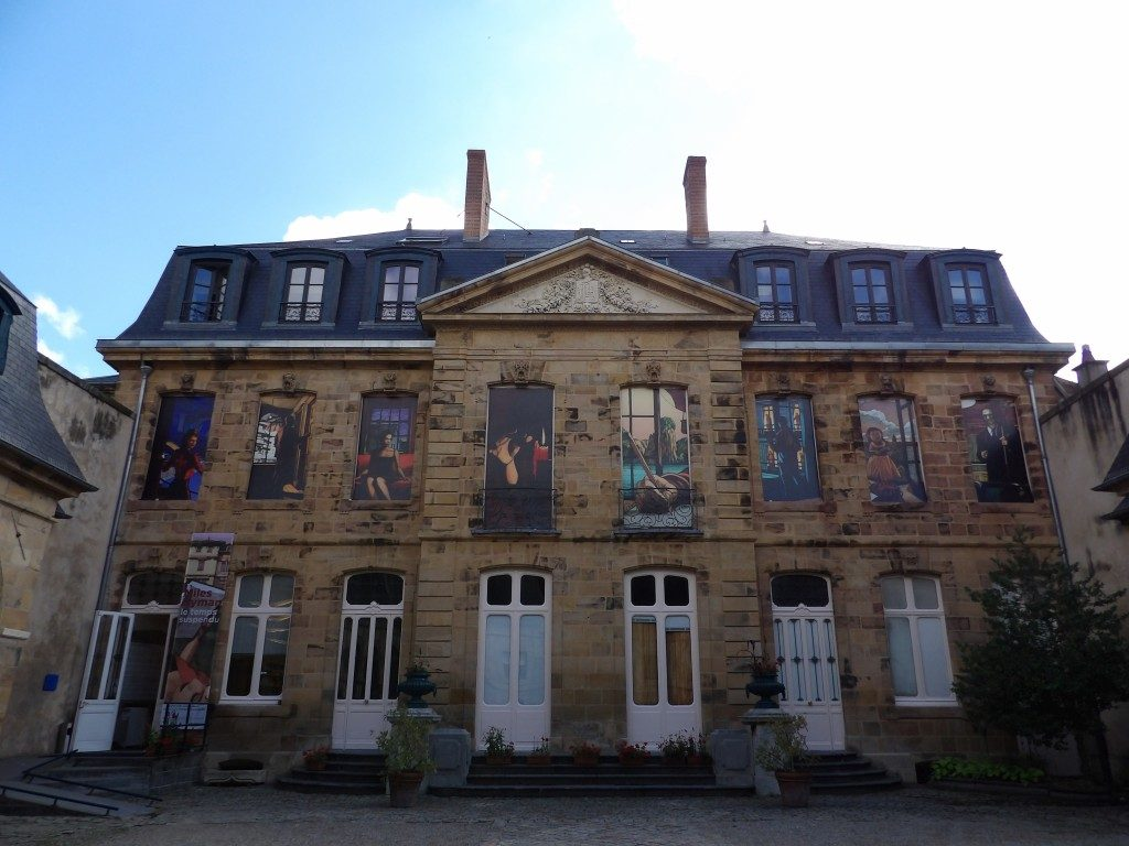 Musée de l'Illustration Jeunesse Moulins - DR Melle Bon Plan 2017