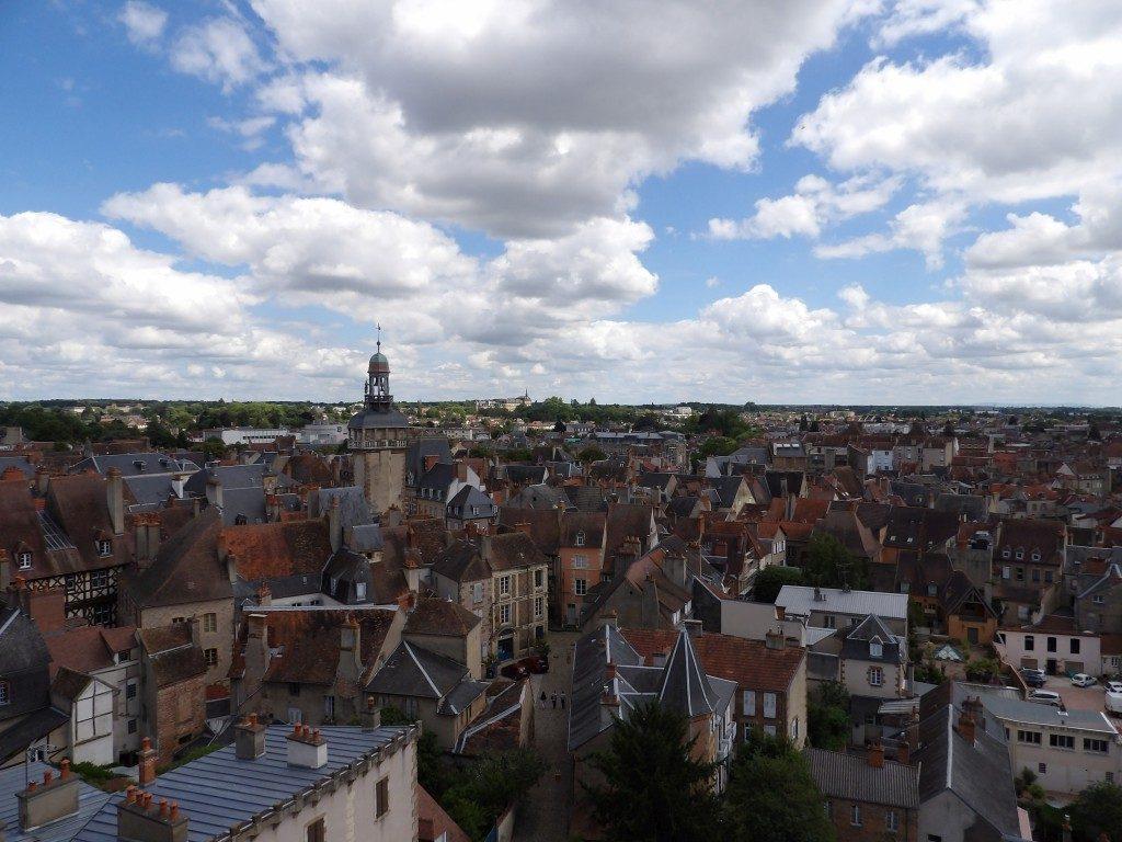 les toits de Moulins - DR Melle Bon Plan 2017