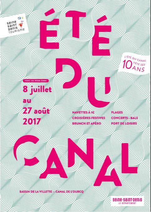 L'Ete du Canal 2017