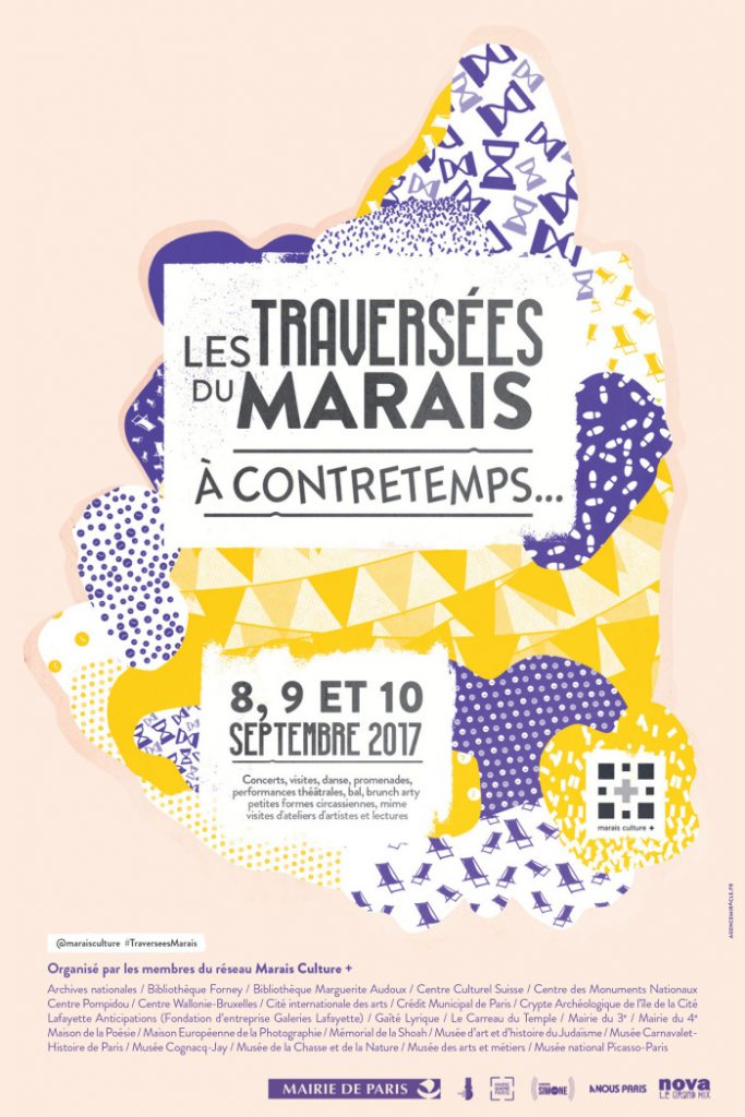 Festival Les Traversées du Marais 2017
