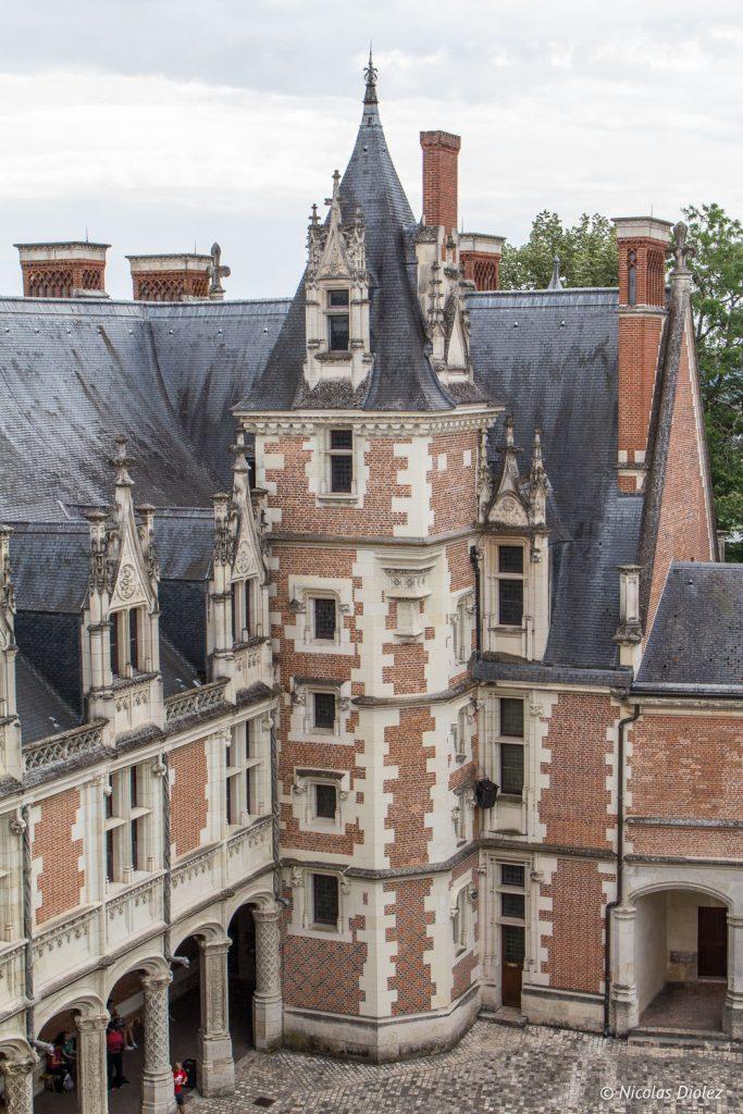 Château de Blois - DR Nicolas Diolez 2017