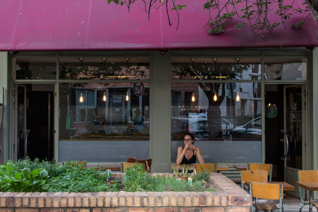 restaurant Greenhouse Paris - DR Nicolas Diolez 2017