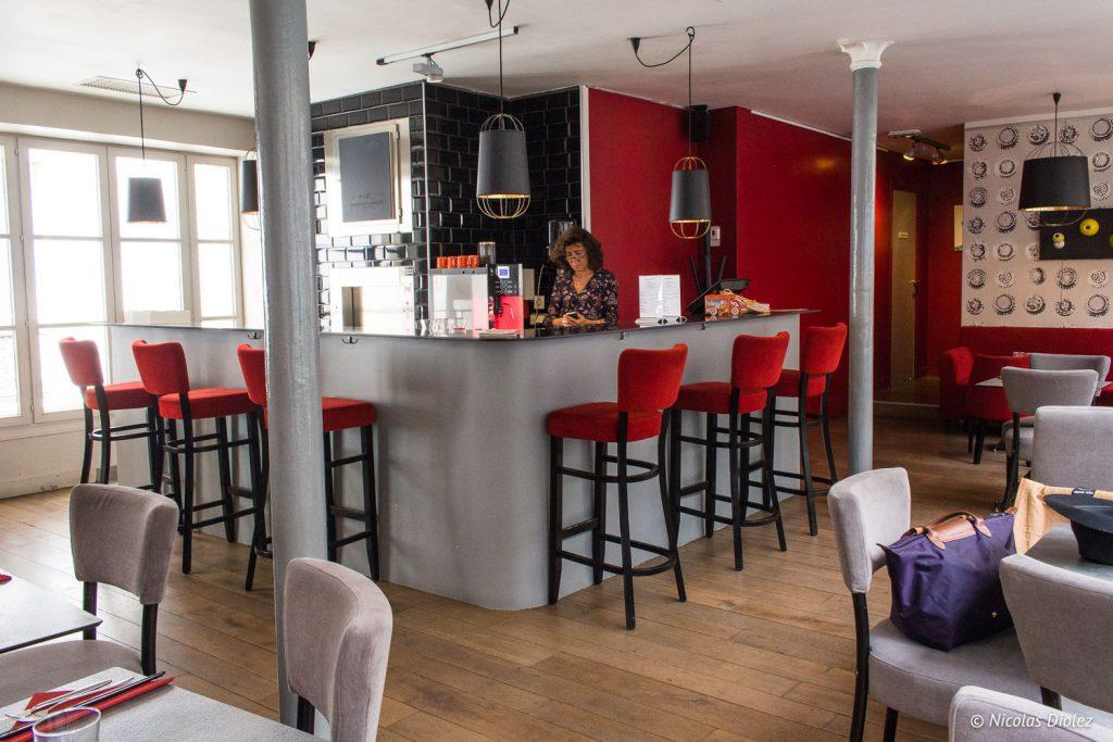 restaurant Holybol Paris - DR Nicolas Diolez 2017