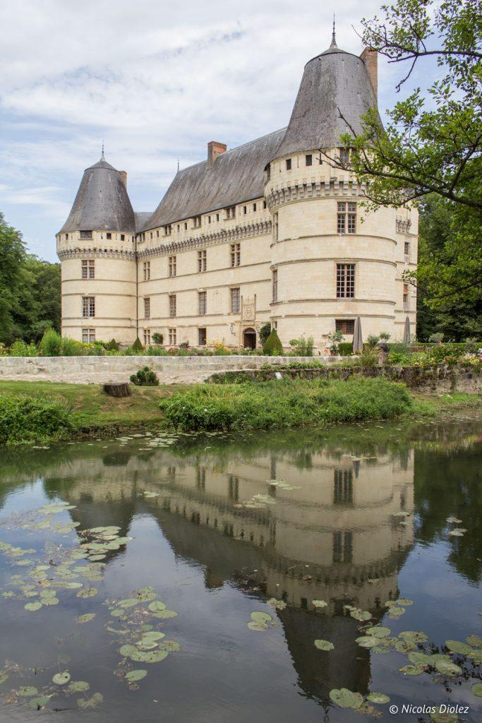 Château de L'Islette Val de Loire - DR Nicolas Diolez 2017