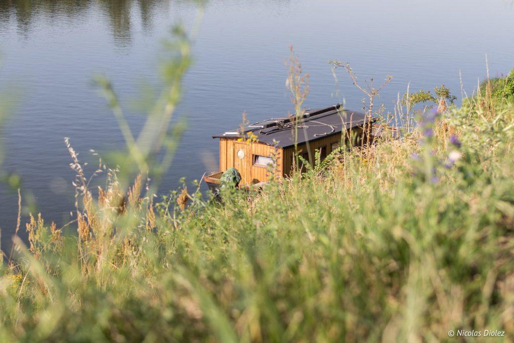 La Batelière sur Loire - DR Nicolas Diolez 2017