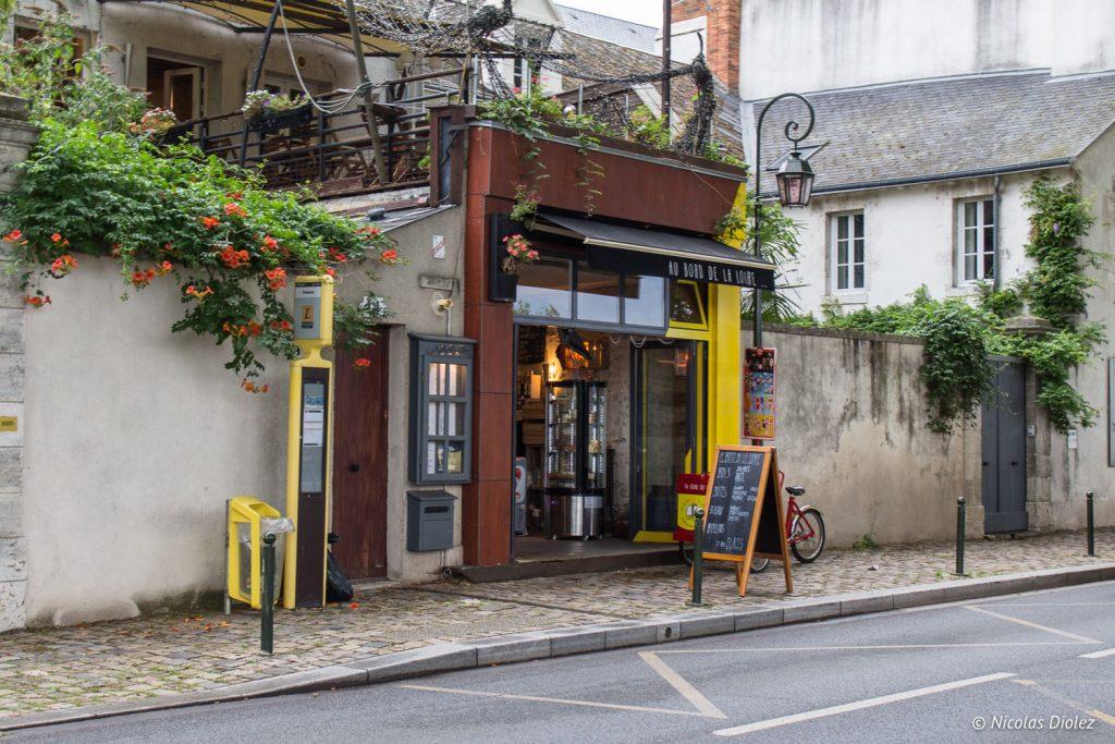 restaurant Au Bord de la Loire Orléans - DR Nicolas Diolez 2017