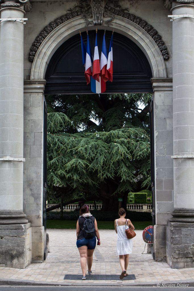 Tours - DR Nicolas Diolez 2017