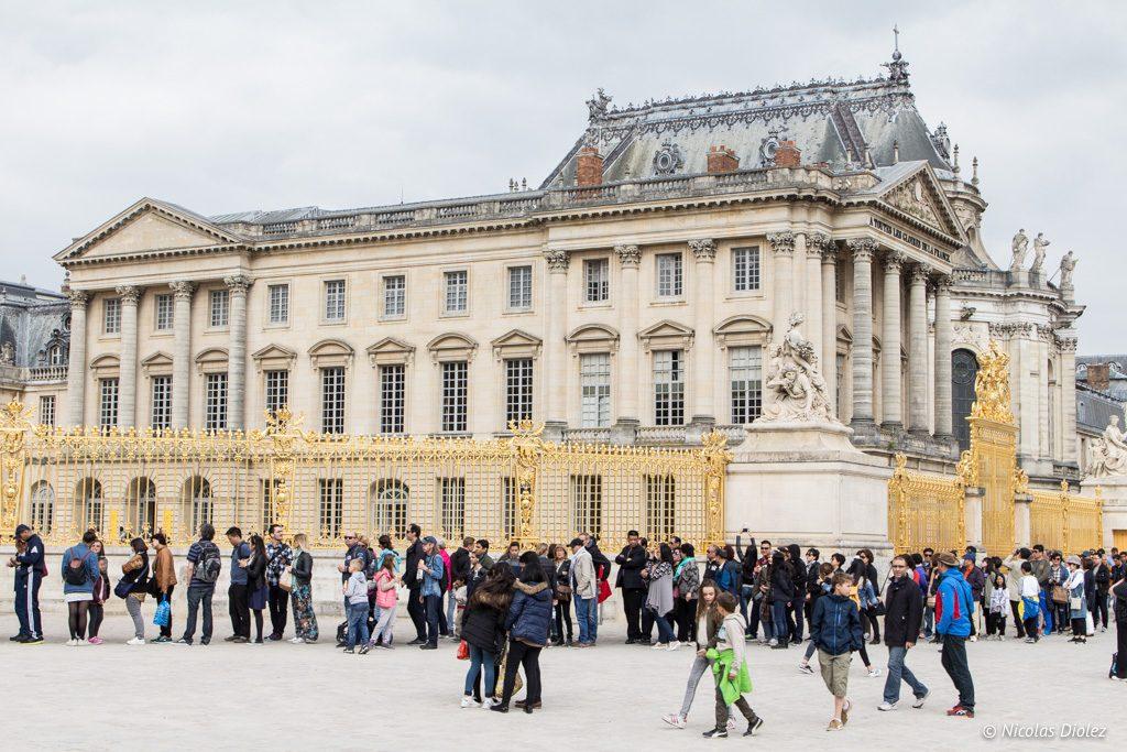 Château de Versailles - DR Nicolas Diolez 2017