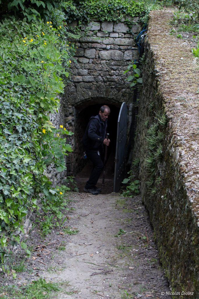 souterrains Château de Versailles - DR Nicolas Diolez 2017