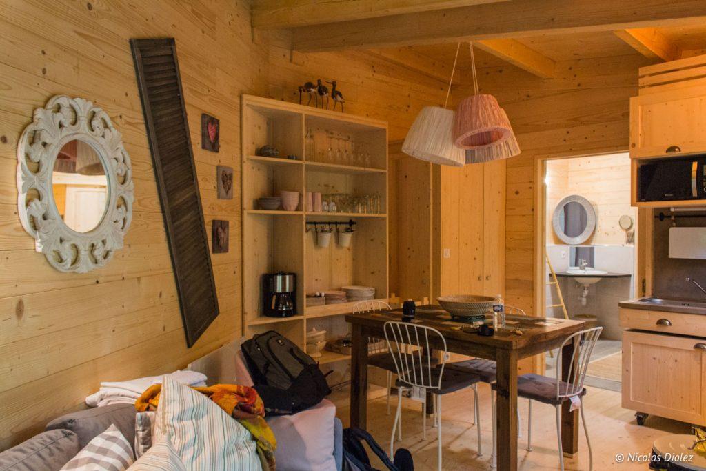 Lodge Parc de la belle La Vienne - DR Nicolas Diolez 2017