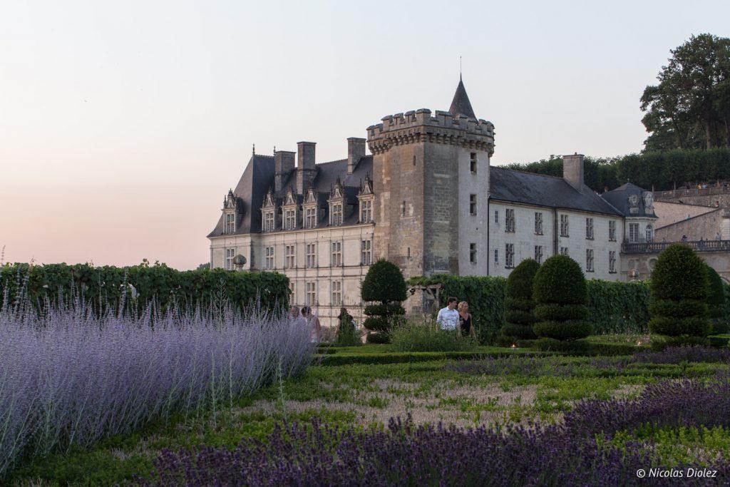 Château de Villandry Val de Loire - DR Nicolas Diolez 2017